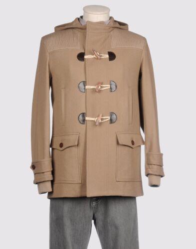 Montgomery FABIO DI NICOLA tg.48 (M) -NEW- SALE -60% cappotto coat giaccone  DO2xY