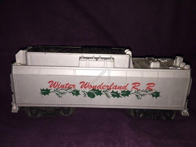 Lionel Winter Wonderland R.R. 8050-T.-A603