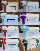 Wedding Card Post Box, Wedding Favours, Wishing Well, Wedding Post Box