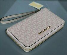 Michael Kors Ballet Signature Zip Around Phone Case Wallet Wristlet