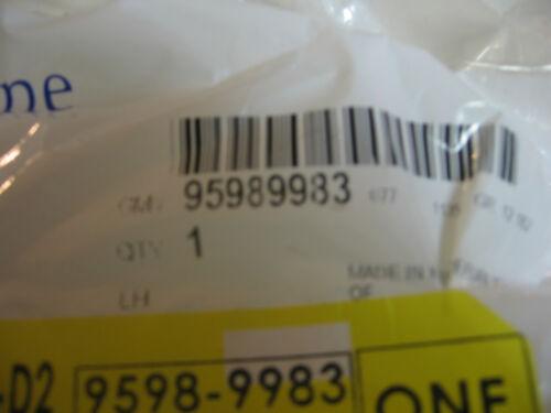 2011-2013 CHEVROLET CRUZE EMBLEM 95989983