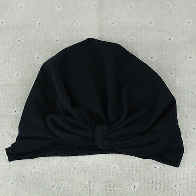 Cute Baby Boy Girl Infant Newborn Winter Warm Beanie Cotton Cap Turban Hat