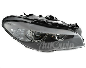 Details about BMW 5 SERIES F10 F11 BI XENON ADAPTIVE HEADLIGHT RIGHT SIDE  GENUINE 63117271908