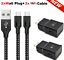 3-6-10Ft-Micro-USB-Fast-Charger-Data-Sync-Cable-Cord-For-Samsung-HTC-Android-LG miniature 28