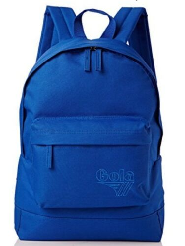 Gola Padded New Rucksack Backpack Tags Rio Blue With Walker ArqfA de0a82c89266
