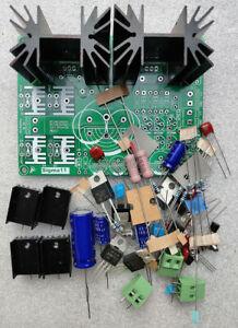 Sigma11-Linear-Regulated-Power-Supply-PSU-kit-for-DAC-headphone-amp