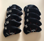10PCS-Golf-Iron-Covers-for-Callaway-APEX-Club-Headcovers-Caps-4-LW-Black-amp-Black thumbnail 1