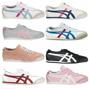 Details about Onitsuka Tiger Mexico 66 Women's Sneakers Asics Leder  Sneakers Shoes Low Shoes