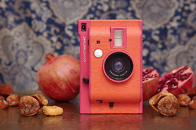 Lomography Lomo'Instant Marrakesh Edition + 3 Lenses Instant Film Camera Flash