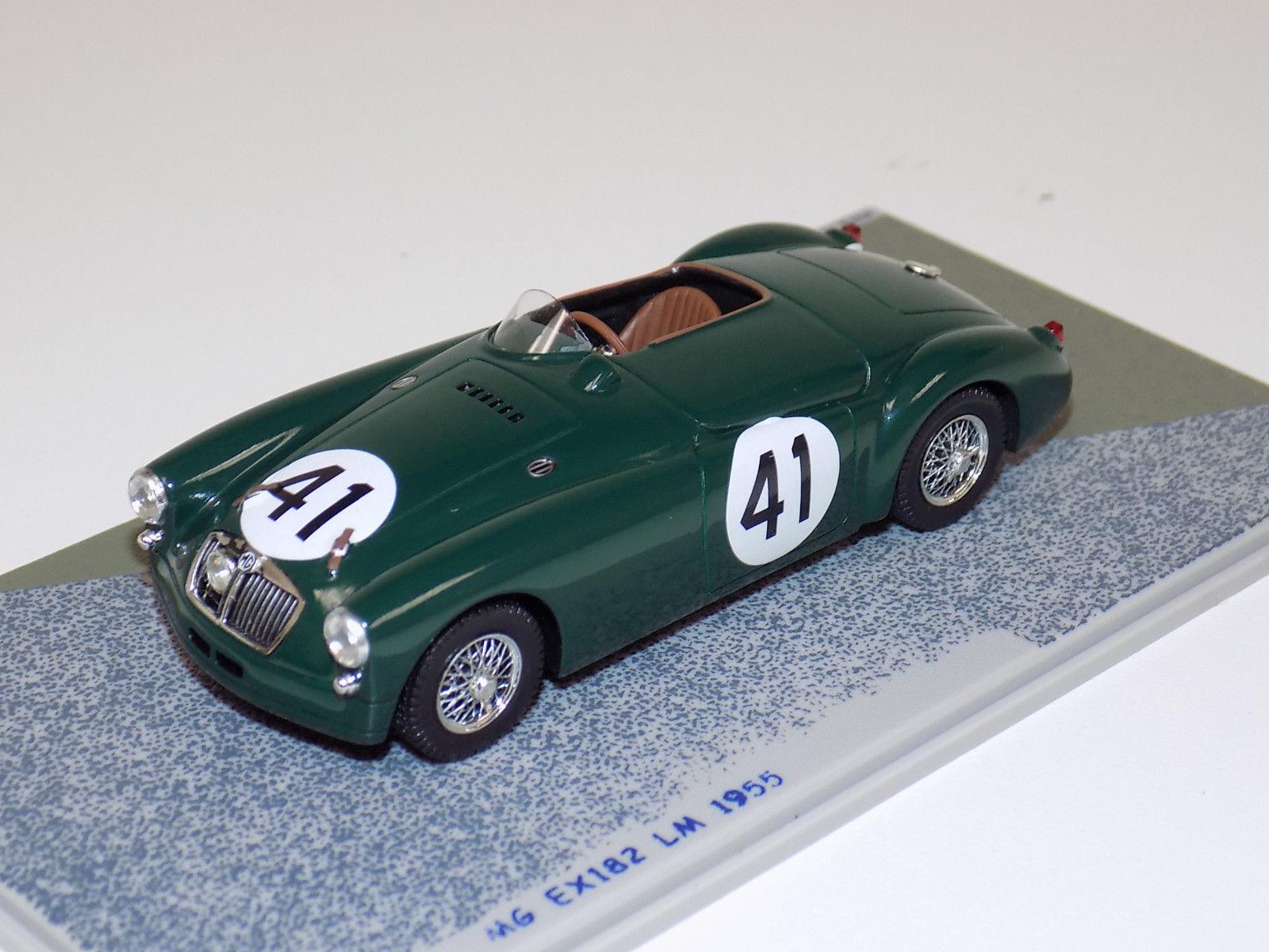 BIzarre 1 43 MG EX182  41 Le Mans 1955 BZ344