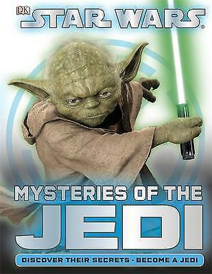 """AS NEW"" DK, Mysteries of the Jedi (Star Wars) Book"