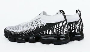 finest selection 5c813 b82bb Details about Nike Air Vapormax Flyknit 2 Zebra Oreo Size 10. AV7973-100  max epic react