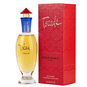 Ml Edt Woman Cologne 100 Femme Tocade De Sur Détails Rochas Eau Parfum j354RLAq