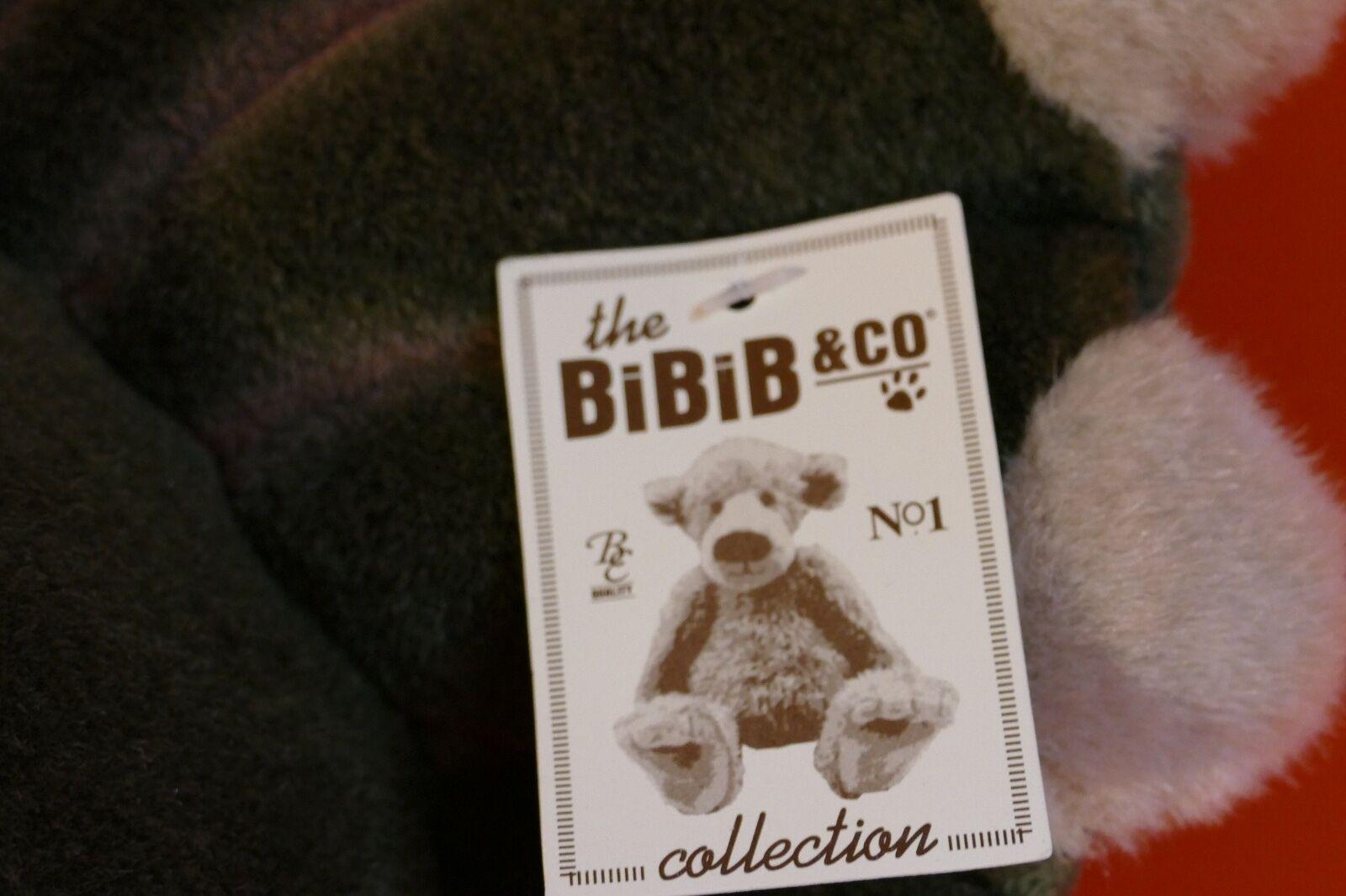 BIBIB & Co. peluche peluche peluche trofeo da parete DINOSAURO - Bibib & Co. Plush Trophy 1cc50a