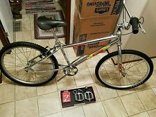 Old-school bmx gt 24 inch pro series cruiser nos decals new tioga tires nice