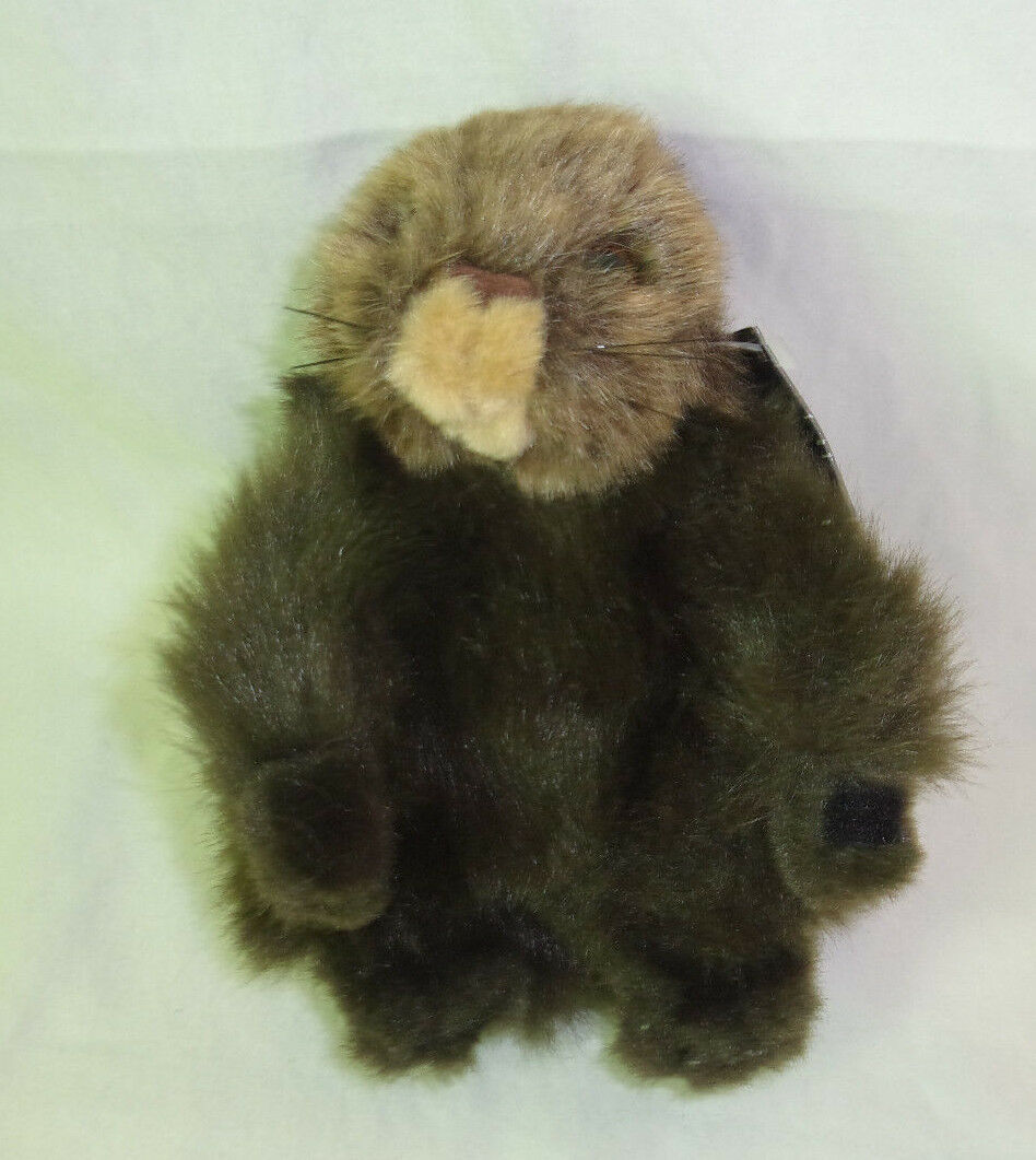 Smithsonian Oceanic Collection Sea Otter 7  Plush Soft Toy Stuffed Animal