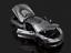 Maisto-1-18-2020-Chevrolet-Corvette-Stingray-C8-Diecast-Model-Racing-Car-Grey thumbnail 2