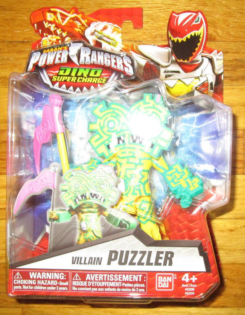 Power rangers dino - gebühr bösewicht puzzler 43224 superladung