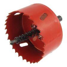 Bimetal Hole Saw e Shank Drill Bit, 2 3/4-Inch Diameter N9B4 13HE
