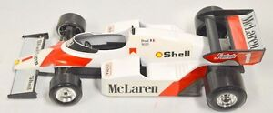 MCLaren-MP4-2-Scale-1-24-Made-in-Italy-New-Demo-used-in-display-Burago