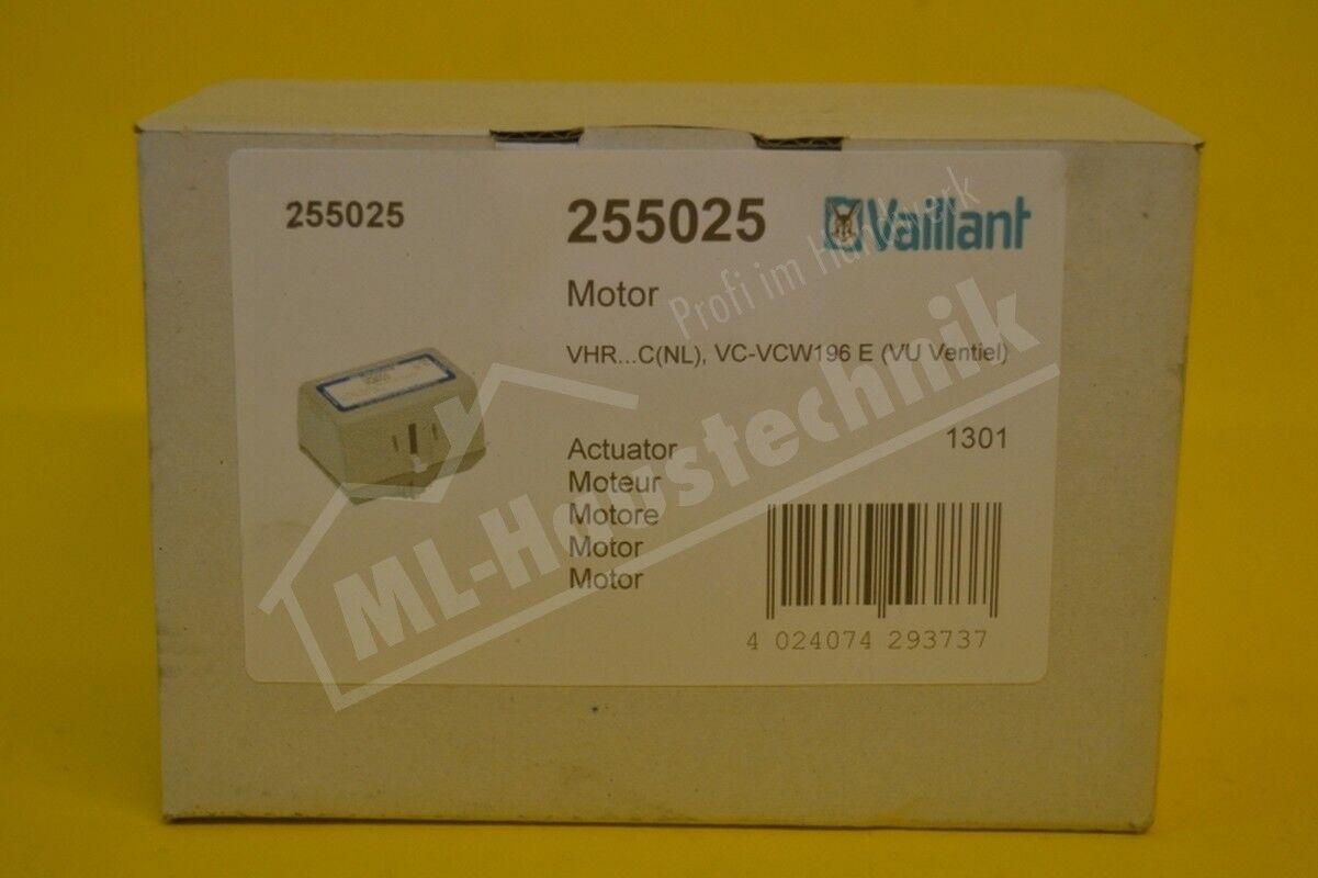 255025 Vaillant Vaillant Vaillant Motor für VC , VCW 20c17f