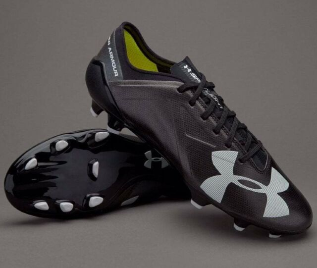 7cd6639cc2f NEW  120 MEN S UNDER ARMOUR SPOTLIGHT BL FG SOCCER CLEATS FOOTBALL BOOTS