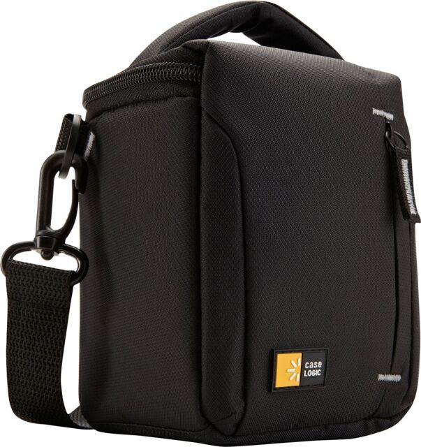 Case Logic TBC-404 Compact System Hybrid Camera Case Black