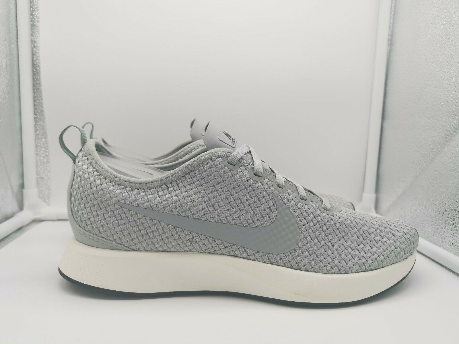 Nike Dualtone Racer SE UK 7.5 Light Plumice grau Cream 922170-006