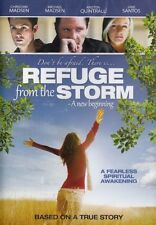 NEW Sealed Christian WS DVD! Refuge from the Storm (Michael Madsen, Jane Santos)