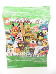 LEGO Minifigures Series 21 71029 Limited Edition, New 2021 (1 of 12 to Collect)