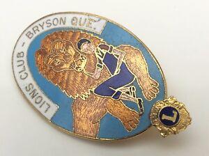 Vintage-Lions-Club-Bryson-Quebec-Pin-C008