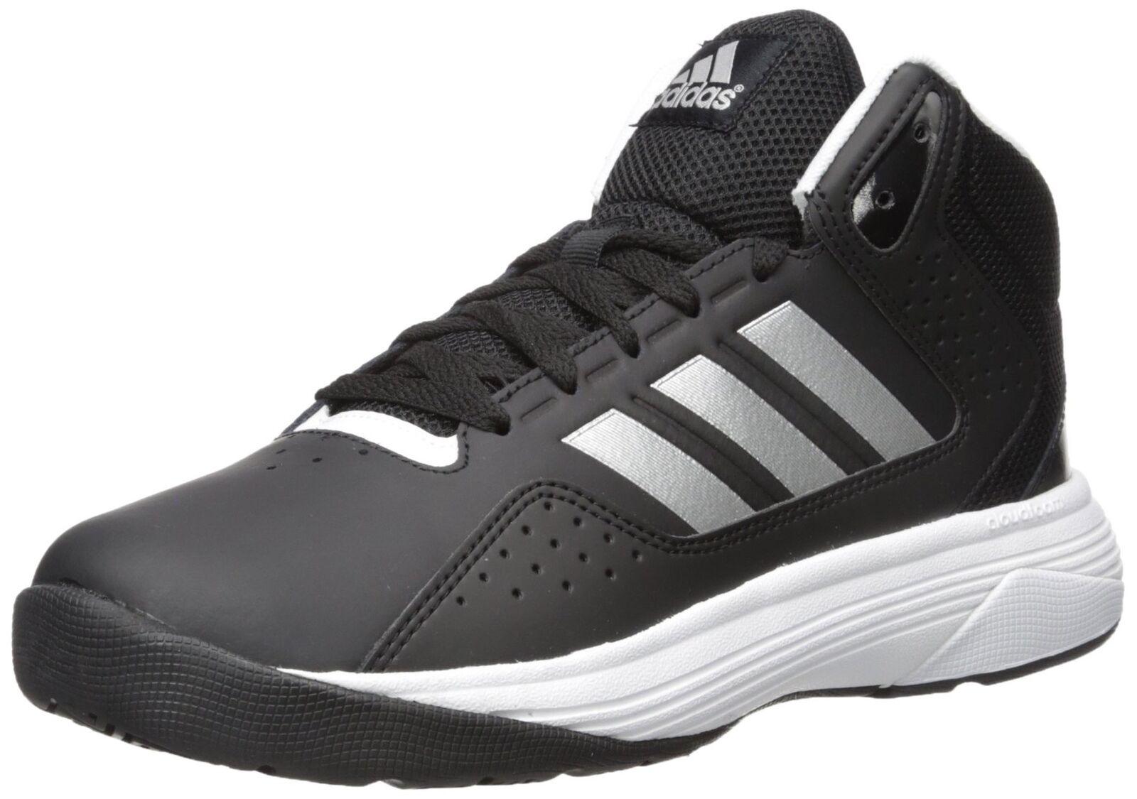 Adidas NEO Men's Cloudfoam Ilation Mid Wide Basketball shoes 9 2E US