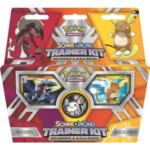 Pokemon-Sonne-amp-Mond-Trainer-Kit-10-TCG-Sammelkartenspiel-Starter-Set-fuer-2