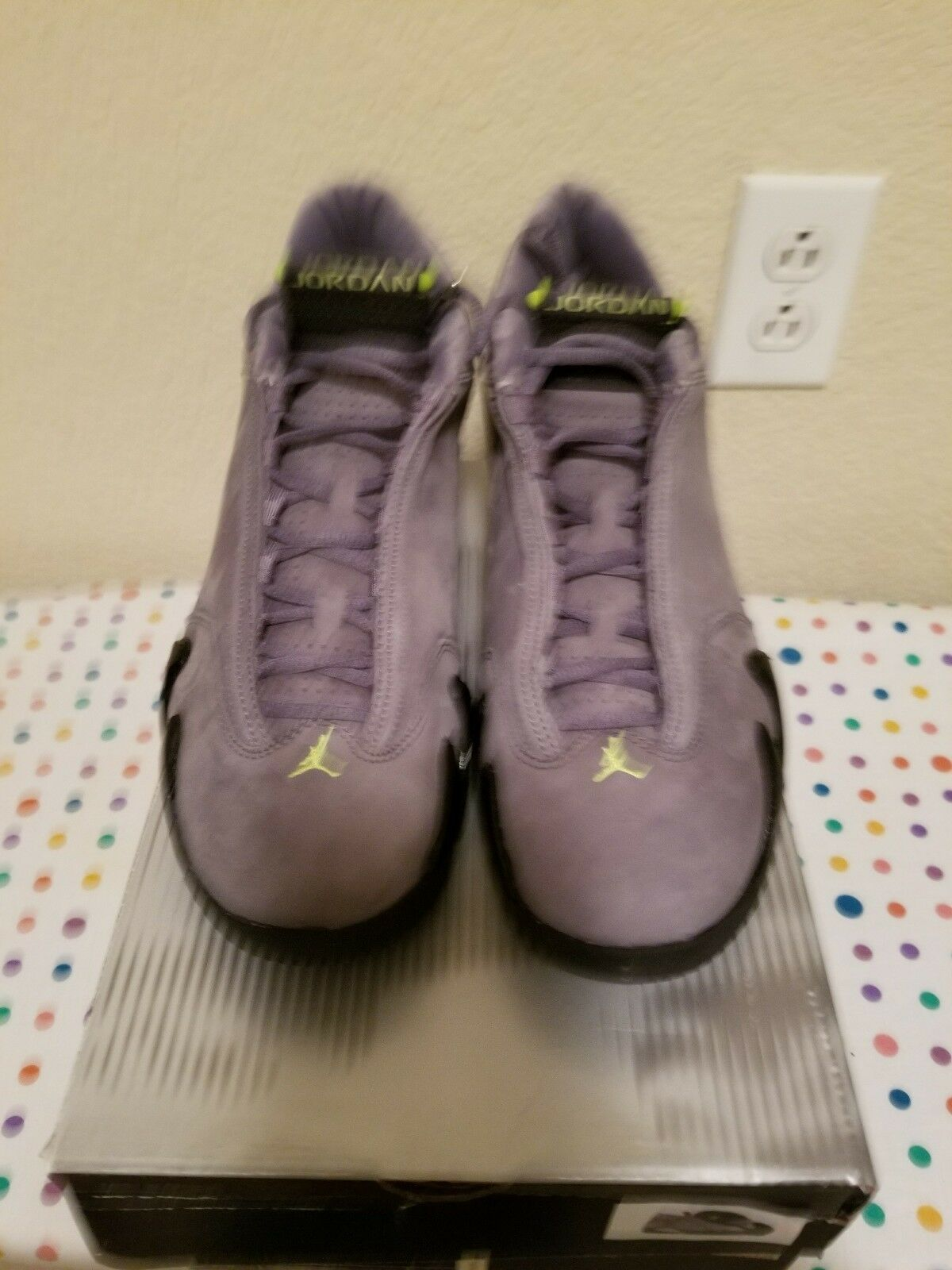 2005 Air Jordan Retro 14 Graphite  SZ10 DS Nike yeezy SB
