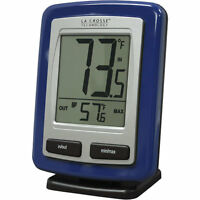 La Crosse Technology WS-9009B-IT Wireless Temperature Station (WS9009BITCBP) Weather Stations