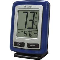 La Crosse Technology WS-9009B-IT Wireless Temperature Station (WS9009BITCBP) Weather Stations