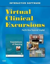 Virtual Clinical Excursions 3.0 for Foundations of Nursing, 6e by Christensen R
