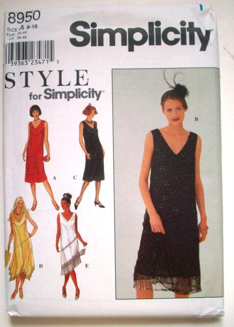 flapper/fringe dress pattern collection on eBay!