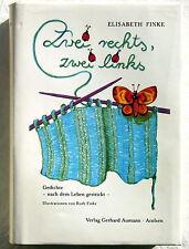 Buch (s) - ZWEI RECHTS, ZWEI LINKS - Gedichte - Elisabeth Finke