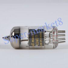 1pc TJ Full Music HIFI Audio Vacuum Tube Gold Pin 12AU7 (ECC82)