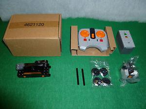 Kit moteur Lego Train Power Functions, Italie, 10254 60051 60052 7939 Nouveau