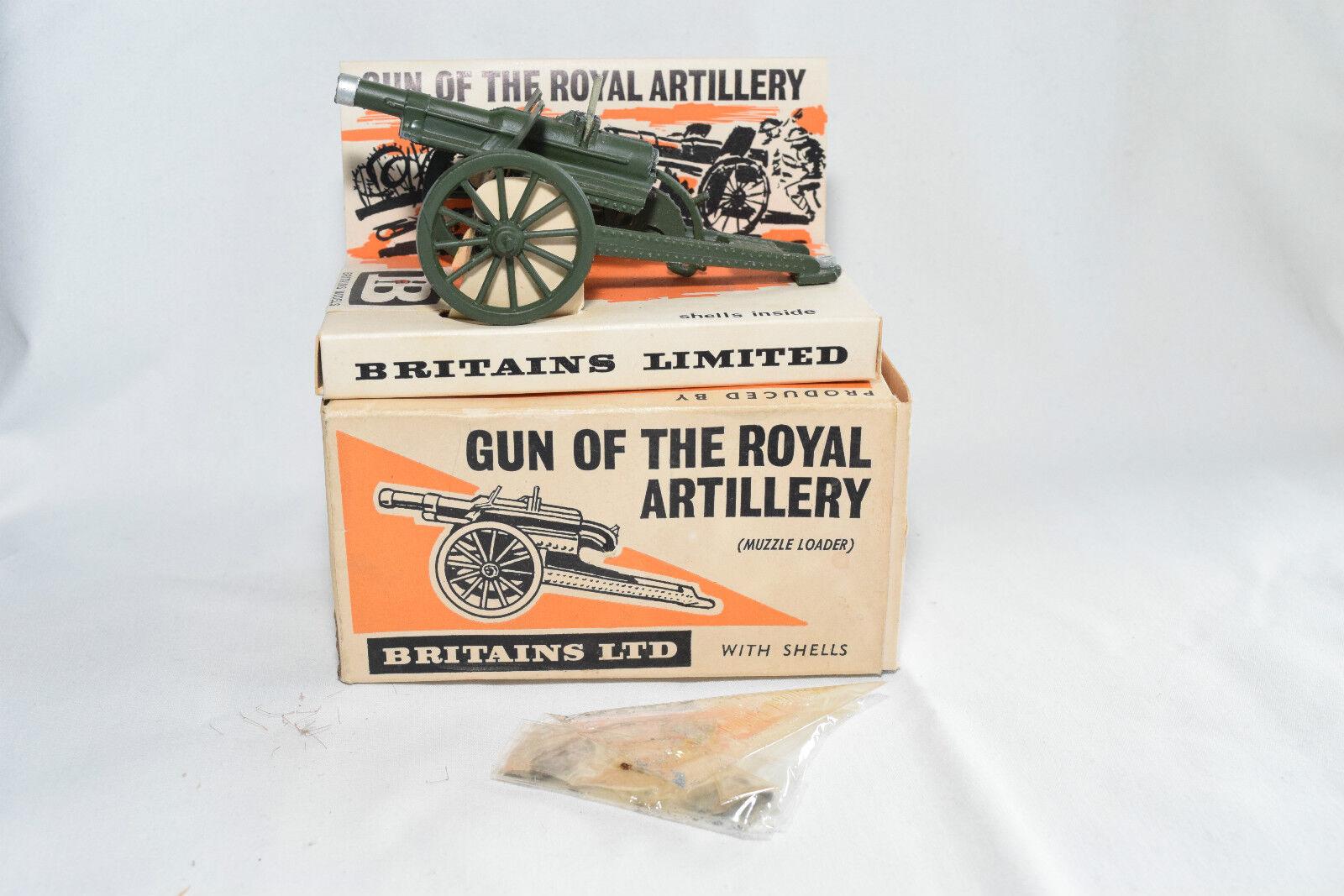 Country 9710 r.a. waffe waffe der königlichen artillerie der armee in der nähe - boxen