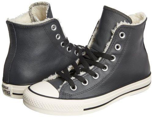 Converse Ct Shearling Hi, Damen Hohe Sneakers