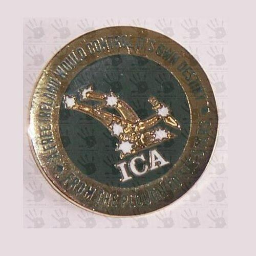 Socialist Rebel Ireland Anti-Facist Marxist New Irish Citizen Army Pin Badges