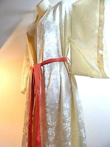 Vintage US Georgette Trabolsi Kimono Night Gown Ho