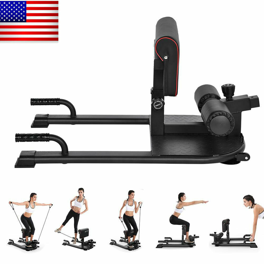 NEW Metal Sit-Up Push-Up  Deep Squat Abdomen Leg Workout 3 in 1 Home Gym Ma ne  save up to 80%