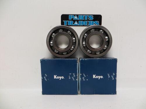 2 KDX200 KDX220 KLX140 KLT185 KLT160 KLF185 Koyo Crank Crankshaft Bearings