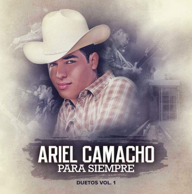 Ariel Camacho, Y Los Plebes Del - Para Siempre 1 CD #1971225