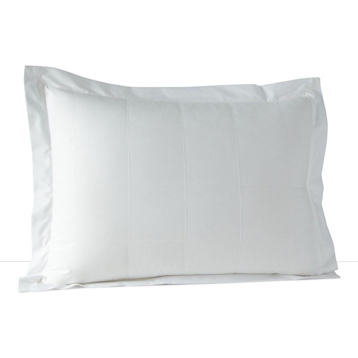 1 Ralph Lauren Classic Hemstitch standard bianca Sham  185