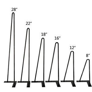 8-034-30-034-Coffee-Table-Metal-Hairpin-Legs-Solid-Iron-Bar-Black-Set-of-4-W-Screws
